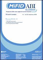 Immagine di MiFID ABI BlueBook n° 7