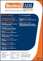 Immagine di Basilea3 ABI BlueBook n.10 del 12 aprile 2010