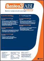 Immagine di Basilea3 ABI BlueBook n.11 del 30 giugno 2010