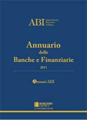 Immagine di Annuario delle banche e finanziarie 2011