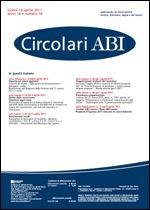Immagine di Circolari ABI n. 14 del 18 aprile 2011