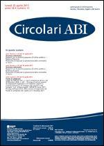 Immagine di Circolari ABI n. 15 del 25 aprile 2011