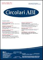 Immagine di Circolari ABI n. 16 del 2 maggio 2011