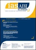 Immagine di Ias ABI BlueBook n.59 del 27 giugno 2011