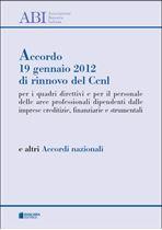 Immagine di Accordo 19 gennaio 2012 di rinnovo del Ccnl