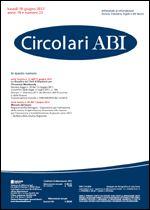 Immagine di Circolari ABI n. 23 del 18 giugno 2012
