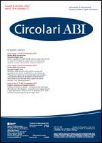 Immagine di Circolari ABI n. 37 dell'8 ottobre 2012