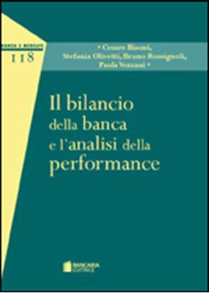 Immagine di Il bilancio della banca e l'analisi della performance