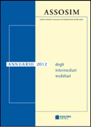 Immagine di Annuario 2012 degli intermediari mobiliari