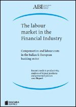Immagine di The labour market in the Financial Industry (2012 report)