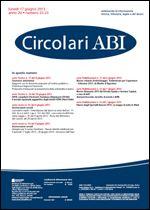 Immagine di Circolari ABI n. 22-23 del 17 giugno 2013