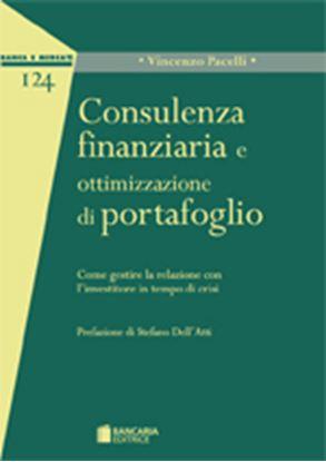 Immagine di Consulenza finanziaria e ottimizzazione di portafoglio