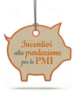 Immagine di Incentivi alla produzione per le PMI