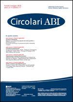 Immagine di Circolari ABI n. 17 del 5 maggio 2014