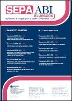Immagine di SEPA ABI BlueBook N. 30 del 26 agosto 2014