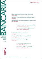 Immagine di Bancaria n. 7-8/2016