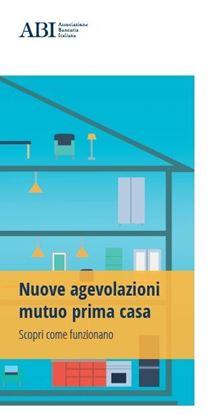 """Immagine di Leaflet """"Mutui prima Casa: tutte le novità del Fondo di Garanzia"""""""