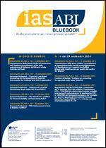 Immagine di Ias ABI BlueBook n. 74 del 29 settembre 2016