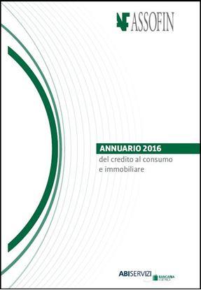 Immagine di Annuario del Credito al Consumo e Immobiliare 2016 + ebook