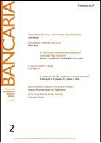 Immagine di Bancaria n. 2/2017