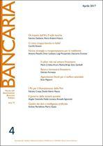 Immagine di Bancaria n. 4/2017
