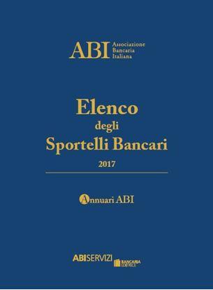 Immagine di Elenco degli Sportelli Bancari 2017