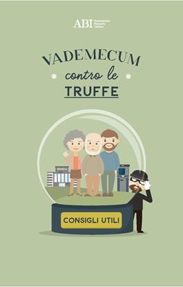 Immagine di Vademecum contro le truffe agli anziani