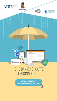 Immagine di Home banking, carte, e-commerce. La Guida