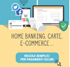 "Immagine di Campagna ""Home banking, carte, e-commerce"""