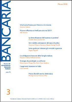 Immagine di Bancaria n. 3/2018