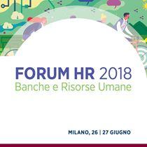Immagine di Forum HR 2018 - Banche e Risorse Umane
