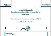 Immagine di Linee Guida per la Rendicontazione Non Finanziaria in Banca