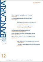 Immagine di Bancaria n. 12/2018