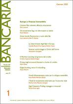 Immagine di Bancaria n. 1/2020
