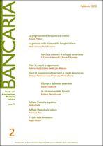 Immagine di Bancaria n. 2/2020