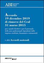 Immagine di Accordo 19 dicembre 2019 di rinnovo del Ccnl 31 marzo 2015