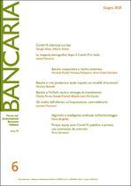 Immagine di Bancaria n. 6/2020
