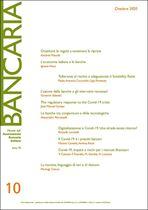 Immagine di Bancaria n. 10/2020