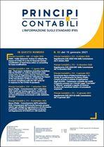 Immagine di Principi contabili n. 83 del 15 gennaio 2021