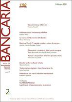 Immagine di Bancaria n. 2/2021