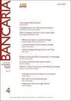 Immagine di Bancaria n. 4/2021