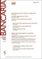 Immagine di Bancaria n. 5/2021