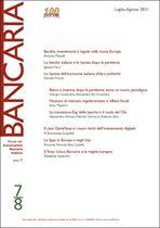 Immagine di Bancaria n. 7-8/2021